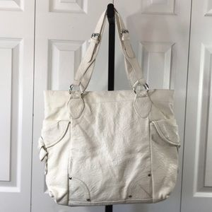 Handbags - Carry All White Tote